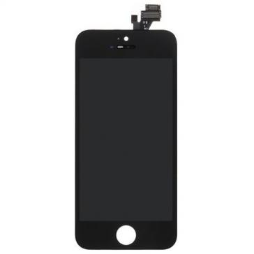 Display cu touchscreen si rama Apple iPhone 5 Negru