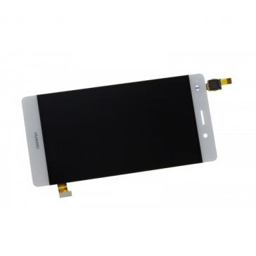Display cu touchscreen Huawei P8 Lite ALE-L21 (2015) Original Alb