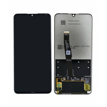 Display cu touchscreen Huawei P30 Lite Original Negru