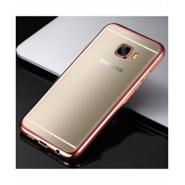 Husa Sunex Plating Samsung Galaxy A5 A520 (2017) Rose Gold